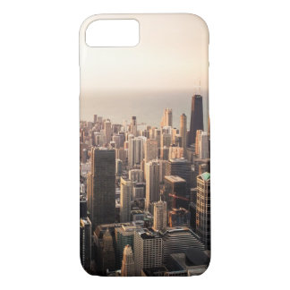 Chicago cityscape iPhone 7 case