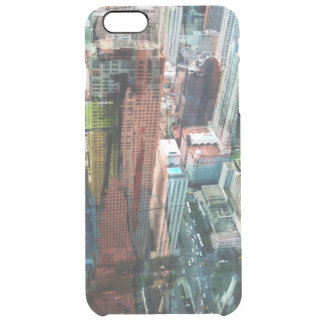 Chicago Clear iPhone 6 Plus Case