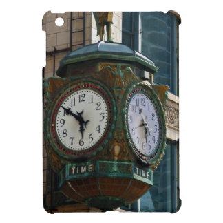 Chicago Clock iPad Mini Cases