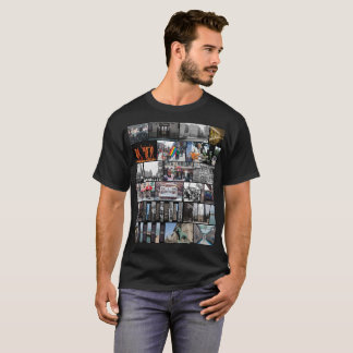 Chicago Collage T T-Shirt