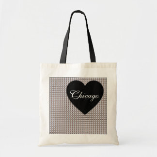 Chicago Diamonds Tote Bag