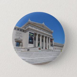 Chicago Field Museum 2 Inch Round Button