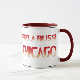 Chicago Fire Boat Mug