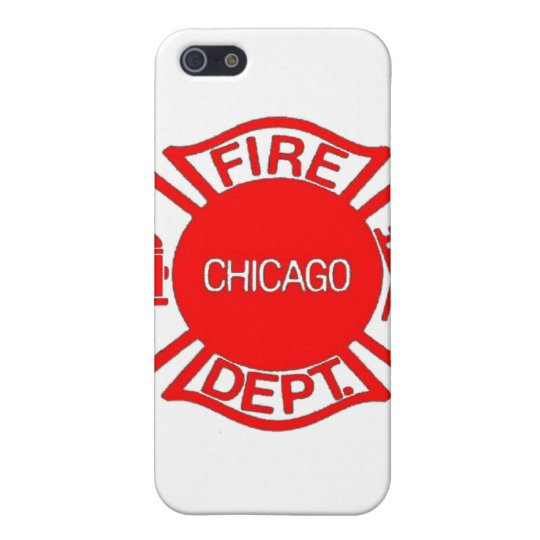 Chicago Fire Department iPhone Case iPhone 5/5S Covers