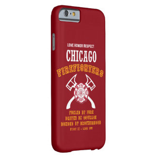 Chicago Firefighters iPhone 6S case