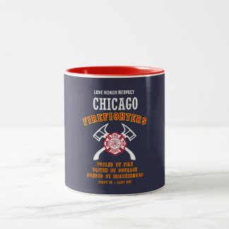Chicago Firefighters Mug