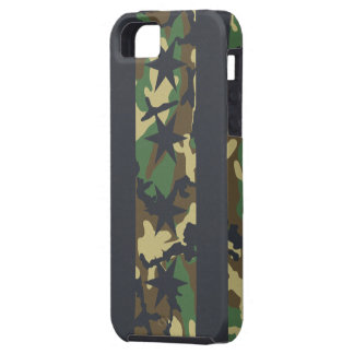 Chicago Flag Camouflage iPhone 5 Case-Mate Tough™