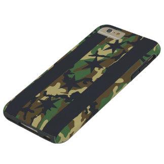 Chicago Flag Camouflage Tough iPhone 6 Plus Case