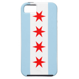 Chicago Flag Case-Mate Tough Iphone 5 iPhone 5 Case