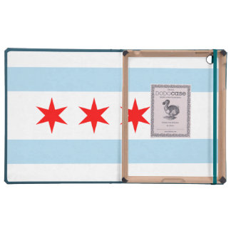 Chicago Flag Cases For iPad