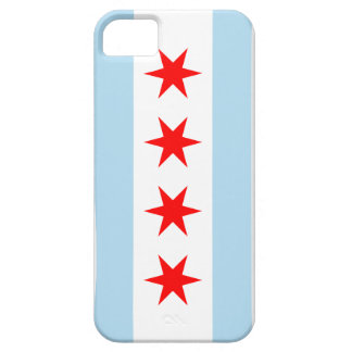 Chicago Flag Colour - iPhone 5 iPhone 5 Covers