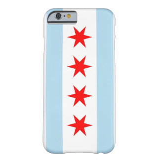 Chicago Flag Colour - iPhone 6 case