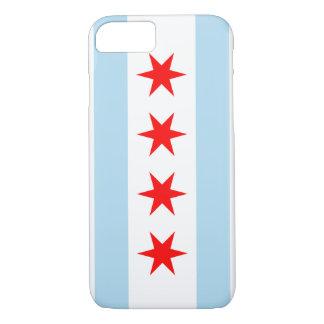 Chicago Flag Colour - iPhone 7 case