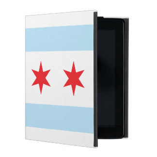 Chicago Flag iPad Case
