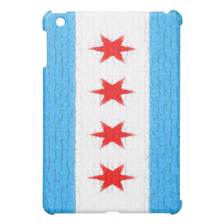 Chicago Flag Cover For The iPad Mini