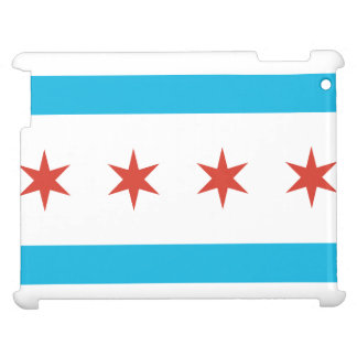 Chicago Flag iPad Covers