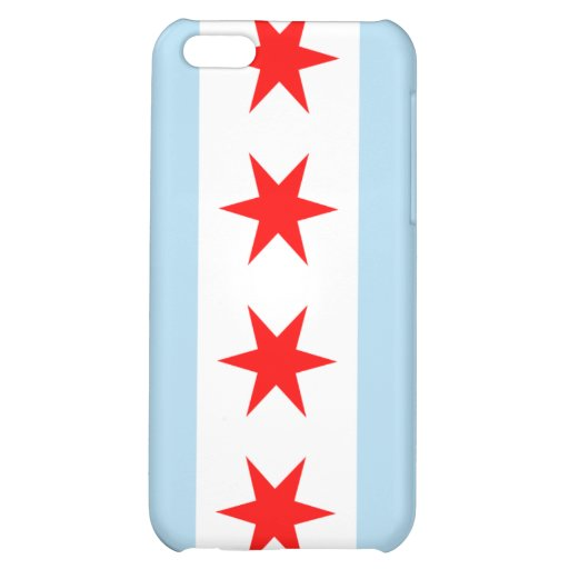 Chicago Flag Speck Case iPhone 5C Cases
