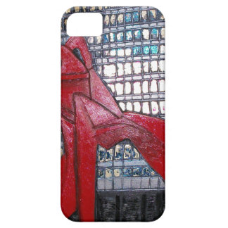 Chicago Flamingo Sculpture iPhone 5 Case