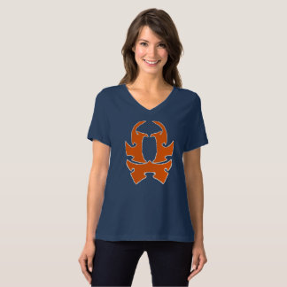 Chicago Football by Haydee T-Shirt