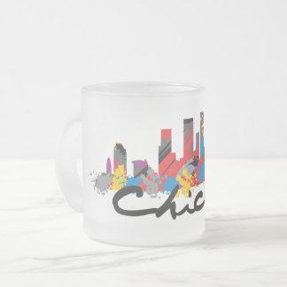 Chicago Frosted Mug