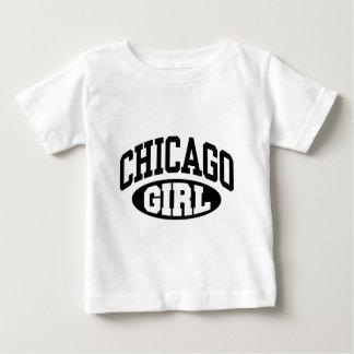 Chicago Girl Baby T-Shirt