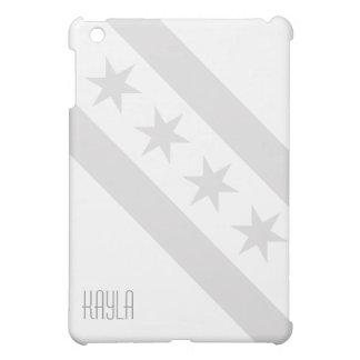 Chicago Grey - Customizable Case For The iPad Mini