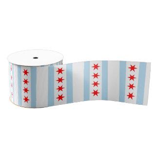 Chicago Grosgrain Ribbon