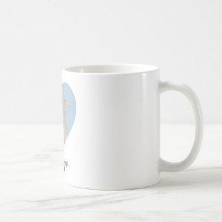 Chicago Heart Map Coffee Mug