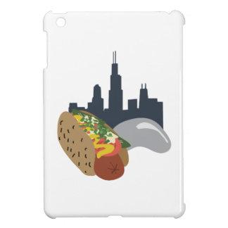 Chicago hot Dog iPad Mini Case