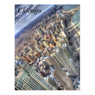 Chicago, IL Postcard