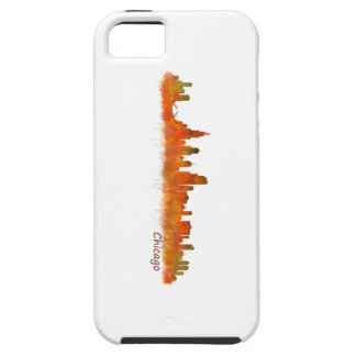 Chicago Illinois Cityscape Skyline iPhone 5 Covers