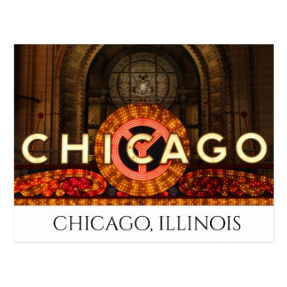Chicago, Illinois ( IL )  United States USA Postcard