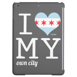 Chicago | Illinois iPad Air Covers