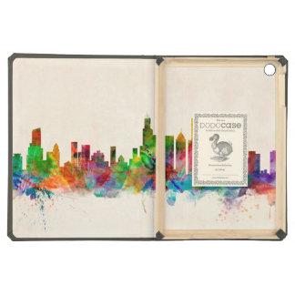 Chicago Illinois Skyline Cityscape iPad Air Cover