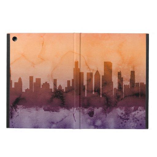 Chicago Illinois Skyline iPad Air Cover