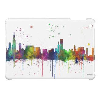 CHICAGO, ILLINOIS SKYLINE iPad MINI CASES