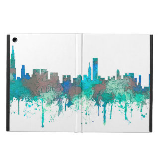 Chicago Illinois Skyline-SG-Jungle Case For iPad Air