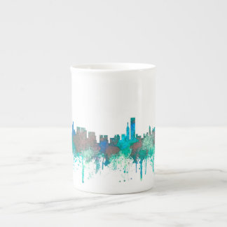 Chicago Illinois Skyline-SG-Jungle Tea Cup