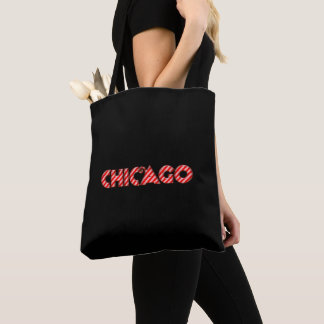 Chicago Illinois Tote Bag