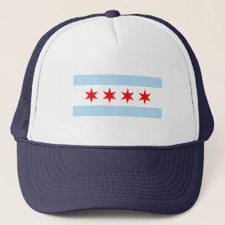Chicago, Illinois Trucker Hat