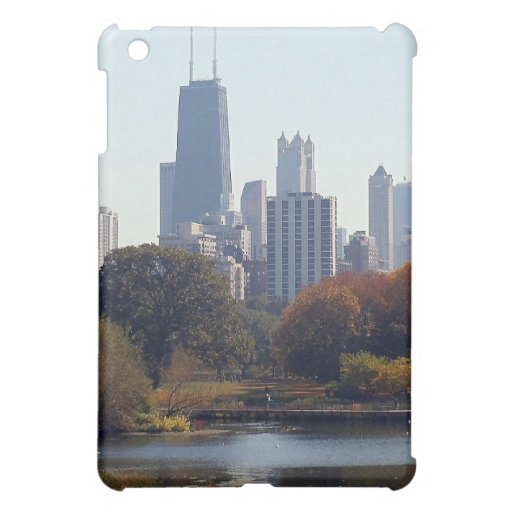Chicago In The Fall iPad Mini Covers