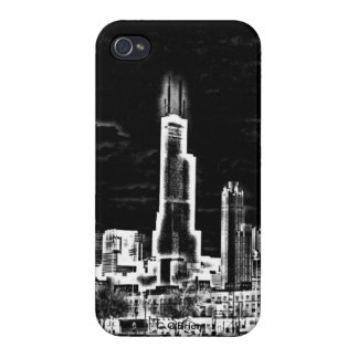 Chicago iPhone 4/4S Case