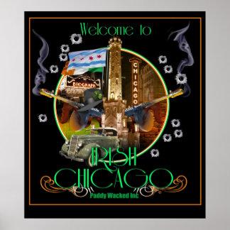 Chicago Irish 1920 Poster