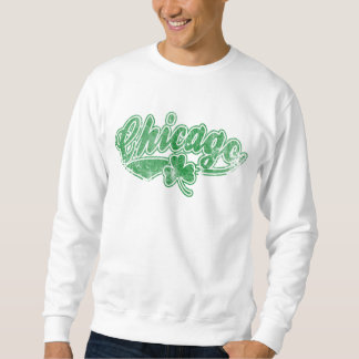 Chicago Irish Shamrock Sweatshirt