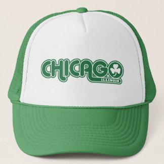 Chicago Irish Trucker Hat