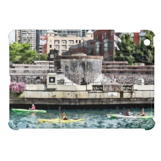 Chicago - Kayaking on the Chicago River iPad Mini Cases