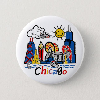 Chicago-KIDS-[Converted] 2 Inch Round Button