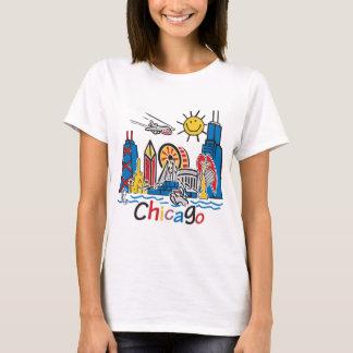 Chicago Kids Dark T-Shirt