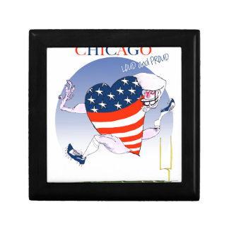 Chicago Loud and Proud, tony fernandes Gift Box