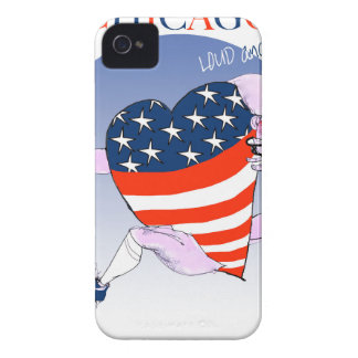 Chicago Loud and Proud, tony fernandes iPhone 4 Case